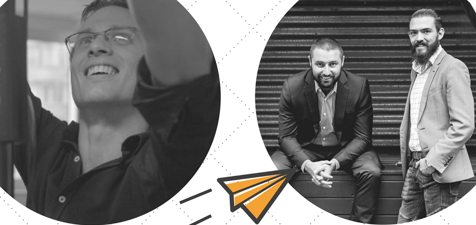 #EnjoyTheJourney Podcast Ep5 – Chris McHardy of StoryDriven on Mastering The Art of Story Telling